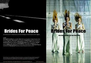 DVD Cover Brides For Peace